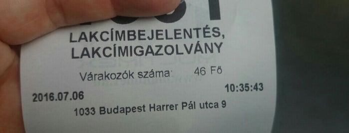 Kormányablak is one of Cosentino'nun Beğendiği Mekanlar.