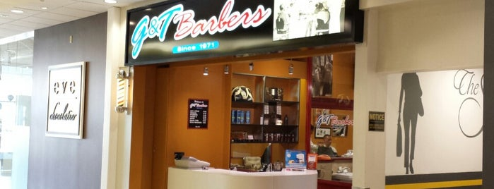 G&T Barbers is one of Nathan's Liked Places.