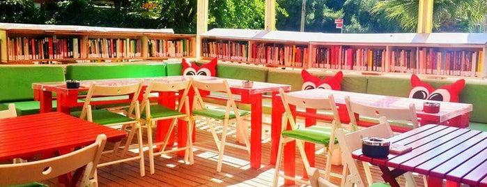Kafe BAYKUŞ is one of สถานที่ที่บันทึกไว้ของ Emre.