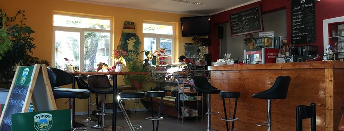 Cafe Sunion is one of Essen gehen.