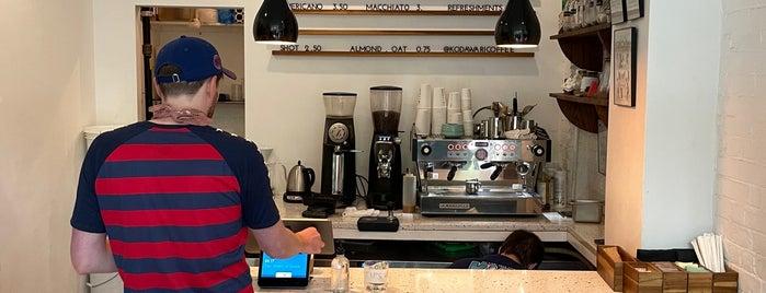 Kodawari is one of New York - Coffee.