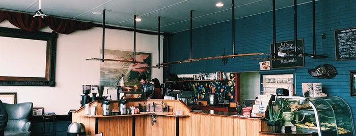 Maeva's Coffee is one of Lieux sauvegardés par Zack.