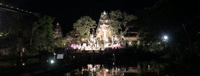Lotus Garden is one of Ubud.