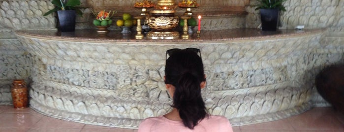 Vihara Dhamma Giri is one of Bali.