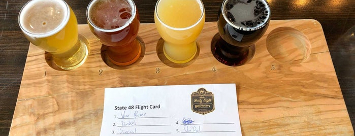 State 48 Brewery is one of Jefeさんのお気に入りスポット.