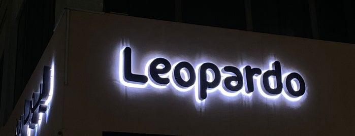 Leopardo is one of Khobar.
