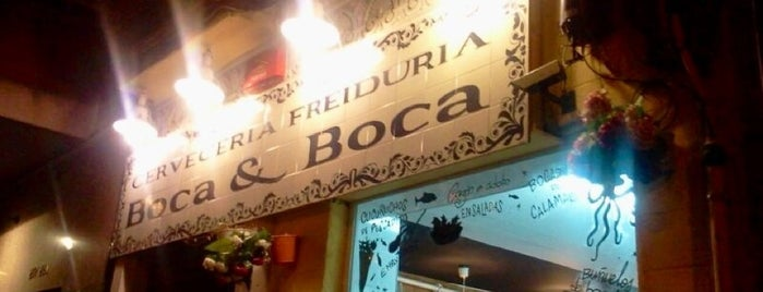 Boca&Boca is one of TAPING!.