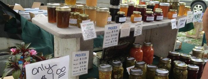 Durham Farmers Market is one of North Carolina.