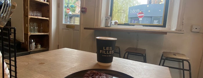 Les Filles is one of Coffee Bakery.