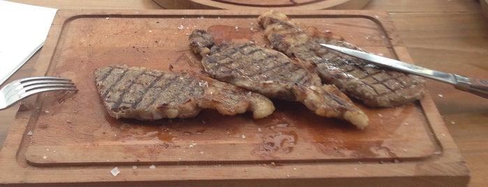 Assado Steak House is one of Kenan : понравившиеся места.