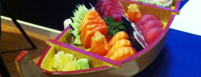 Keiji Sushi Bar is one of Curitiba Bon Vivant & Gourmet.