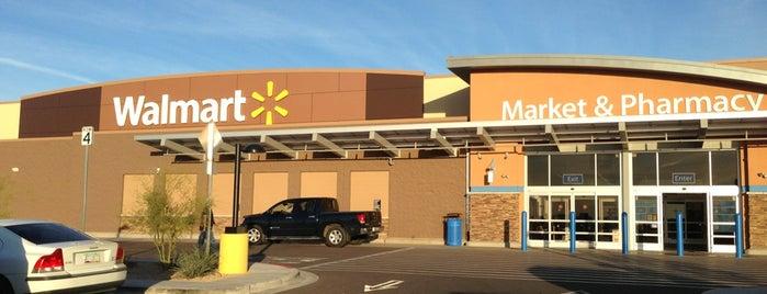 Walmart Supercenter is one of Jennifer'in Beğendiği Mekanlar.