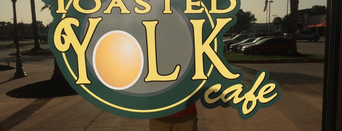 The Toasted Yolk Cafe is one of Brenda 님이 좋아한 장소.