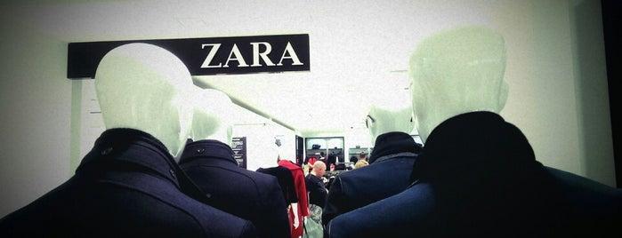 Zara is one of สถานที่ที่ Dervynas.lt ถูกใจ.