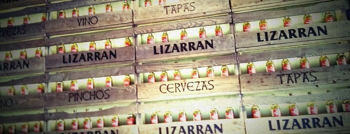 Lizarran is one of Lugares favoritos de Greta.