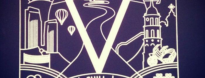 V 4 Vilnius is one of Locais curtidos por Greta.