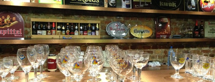 Elephant Belgian Pub is one of Warschau.