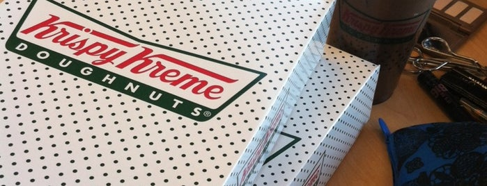 Krispy Kreme Doughnuts is one of Arizona.
