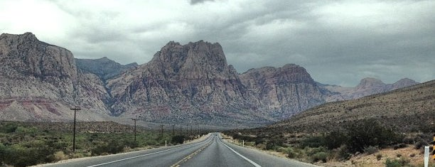 Red Rock Scenic Drive is one of Sin City 님이 좋아한 장소.
