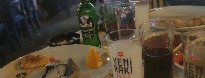 Balıkçı'nın Yeri Baş Pehlivan is one of Fethiye.