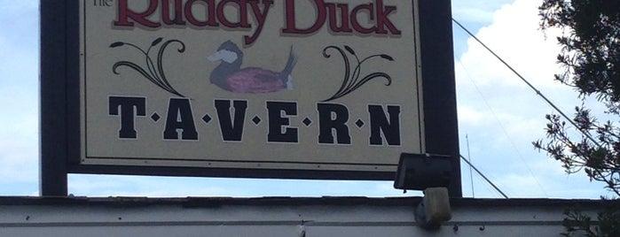 Ruddy Duck Tavern is one of Locais salvos de Howard.