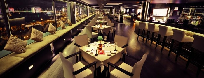 Eleven Restaurant & Lounge is one of To do Baku.
