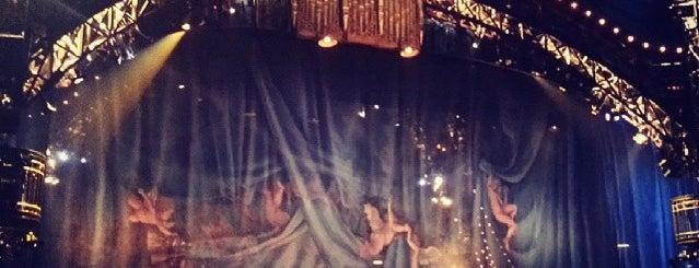 Cirque du Soleil - Corteo is one of Gaston 님이 좋아한 장소.