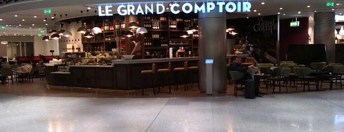 Le Grand Comptoir is one of Ifigenia: сохраненные места.