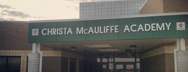 Christa McAuliffe Academy is one of Regular Places.