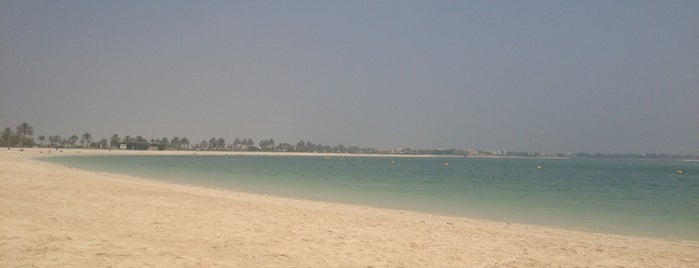 Al Mamzar Beach is one of Sehirler.