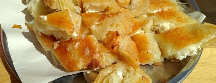 Zara Börek ve Pide Salonu is one of Lets do Istanbul.
