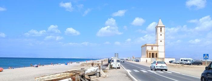 Playa de La Almadraba is one of Almería.