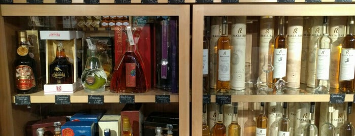 Rakia Bar Gift Shop is one of Belgrade.