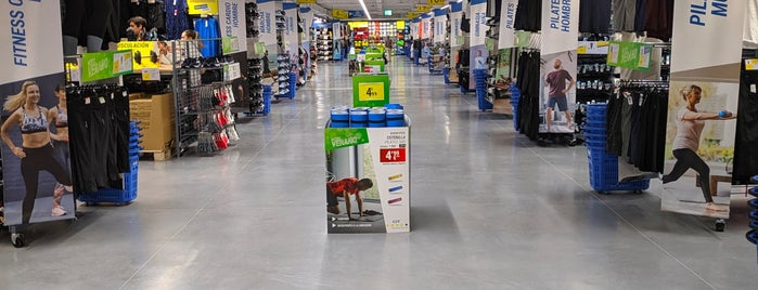 Decathlon City Sevilla Rioja is one of Lets do Sevilla.