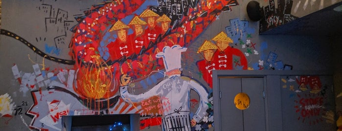 Morska i kineska kuhinja