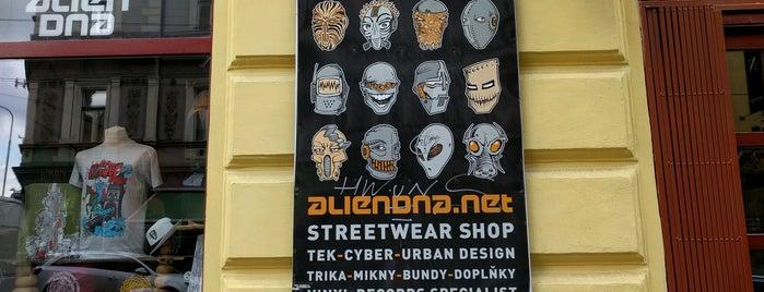 Alien DNA is one of Lets do Prague.