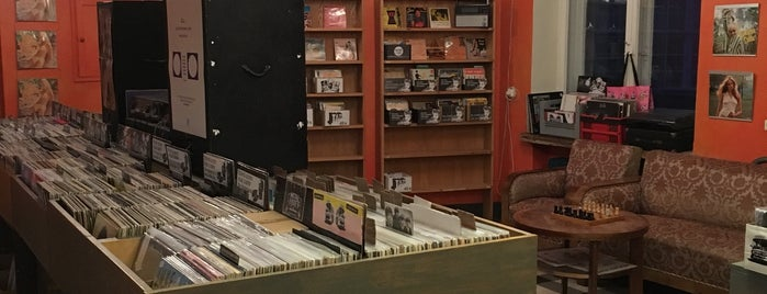 Vinyl Records & Retro Goods is one of Eesti.