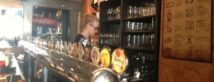 Пражский музей пива is one of Brauerei.