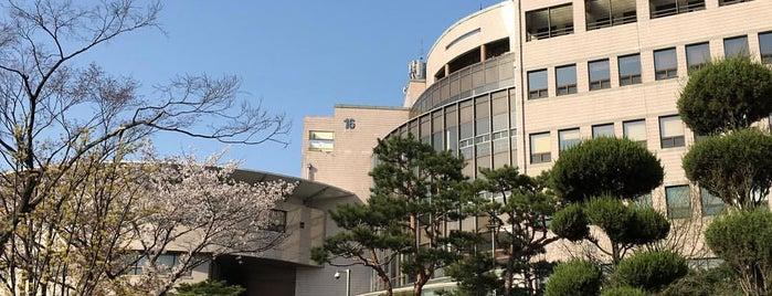 서울대학교 16동 사회과학대학 is one of Lugares favoritos de Kyusang.