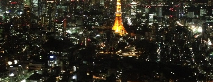 Tokyo City View is one of Japan.