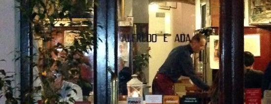 Trattoria da Alfredo e Ada is one of Mangiare a Roma.