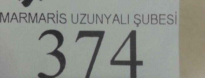 Uzunyali Garanti Bankasi is one of Orte, die Cüneyt gefallen.