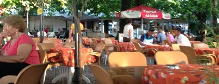 Çınaraltı Çay Bahçesi is one of Posti salvati di Gizemli.