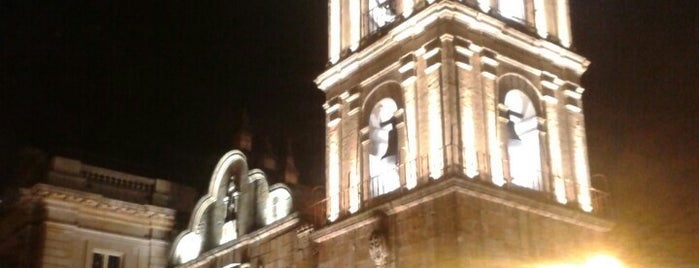 Iglesia de San Francisco is one of Bogota Must-See/Do.