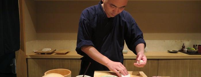 Sushi Ryusuke is one of Tokyo Sushi.