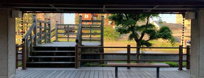 徳田秋声記念館 is one of 金沢市文化施設共通観覧券で入れる.