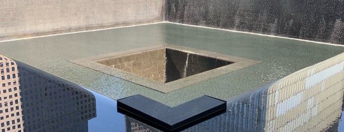 9/11 Memorial North Pool is one of New York To-do.