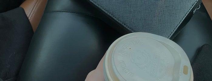 Blue Bottle Coffee is one of Washington DC.