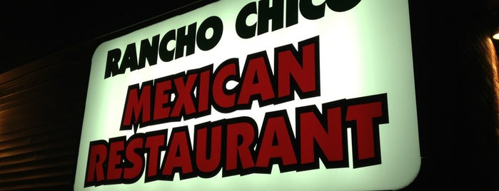 Rancho Chico Mexican Family Restaurant is one of Jonathan 님이 좋아한 장소.