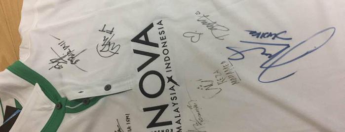 Konsert Nova Malaysia Indonesia 2017 is one of g.
